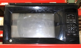 USED GE RV SPACESAVER MICROWAVE MODEL: JES11391L03