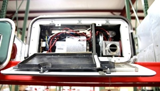 USED ATWOOD RV/MOTORHOME FURNACE 16,000 BTU MODEL: 8520-IV-DCLP