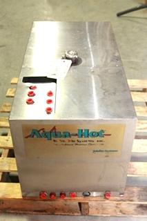USED RV/MOTORHOME AQUA HOT HEATING SYSTEM MODEL: AHE-100 04S FOR SALE