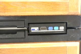 USED RV/MOTORHOME NORCOLD REFRIGERATOR MODEL: 1200LRIM SN: 1130605F