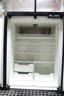 USED RV MOTORHOME NORCOLD 1200LRIM REFRIGERATOR | NORCOLD SN: 1216506F (NO DOOR COVERS}