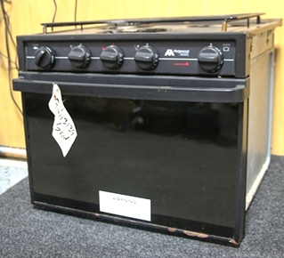 USED WEDGEWOOD BY ATWOOD RV 3 RANGE HIGH OUTPUT OVEN