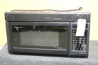 USED RV SHARP CAROUSEL CONVECTION OVWN MODEL: R-1580F SN: 451199