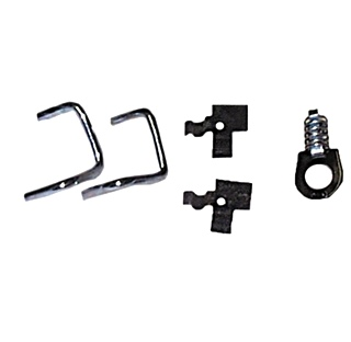 NEW ATWOOD WATER HEATER DOOR HARDWARE KIT PN: 91858
