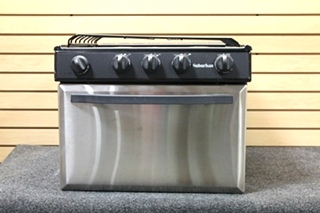 NEVER USED SUBURBAN STAINLESS RV OVEN SIZE: 17 INCH PN: SRNA35SBSE