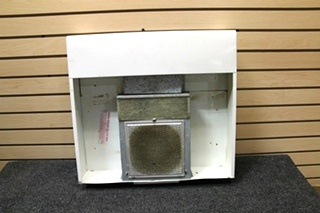 USED RV OVEN RANGE HOOD WHITE SIZE: 22W x 20D x 5T
