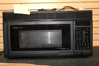 SHARP CAROUSEL CONVECTION MICROWAVE OVEN PN: R-1870 SN: 129184