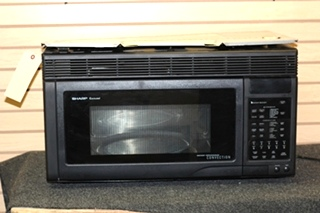 USED RV/MOTORHOME SHARP CAROUSEL CONVECTION MICROWAVE OVEN PN: R-1870 SN: 429027