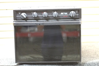 USED RV/MOTORHOME 3 BURNER OVEN W/ COVER | HIGH OUTPUT
