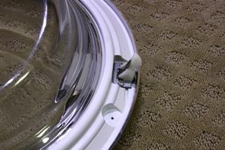 USED SPLENDIDE 2000 WASHER DRYER DOOR FOR SALE