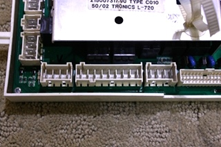 USED SPLENDIDE 2000S CIRCUIT BOARD 215007317.00 FOR SALE