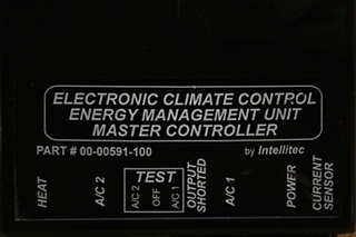 USED ELECTRONIC CLIMATE CONTROL ENERGY MANAGEMENT UNIT FOR SALE