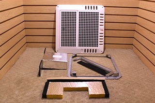 CEILING ASSEMBLEY CHILLEGRILLE FOR COLEMAN-MACH 8000 UNITS FOR SALE