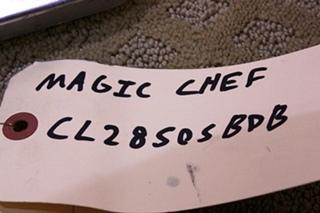 MAGIC CHEF CLZ8505BDB GAS VALVE ASSEMBLY FOR SALE