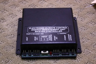 USED ELECTRONIC CLIMATE CONTROL 00-00591-000 FOR SALE