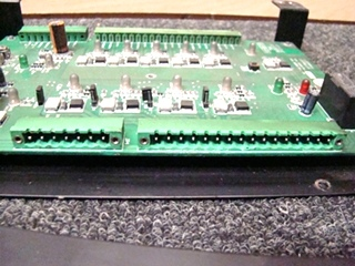 USED RV/MOTORHOME AQUA HOT ELECTRONIC CONTROL PANEL BY. VEHICLE SYSTEMS FOR SALE