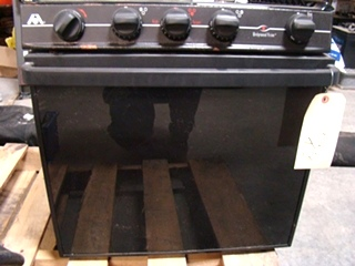 USED RV/MOTORHOME ATWOOD 3 BURNER STOVE (WEDGEWOOD VISION) FOR SALE
