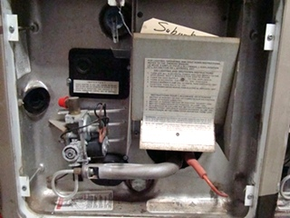 USED SUBURBAN 12,000 BTU RV/MOTORHOME WATER HEATER MODEL: SW10DEM
