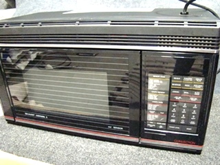 USED RV/MOTORHOME SHARP CAROUSEL II CONVECTION MICROWAVE OVEN FOR SALE