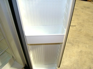 USED RV/MOTORHOME NORCOLD REFRIGERATOR 1200LRIM (BLACK) FOR SALE