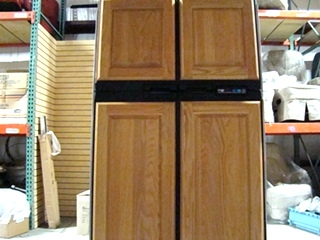 USED WOOD PANEL RV REFRIGERATOR FOR SALE | USED NORCOLD 1200 LRIM WOOD PANEL REFRIGERATOR FOR SALE