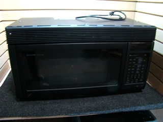 USED RV/MOTORHOME SHARP CAROUSEL CONVECTION MICROWAVE OVEN FOR SALE