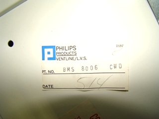 USED RV/MOTORHOME PHILIPS VENTLINE HOOD FAN FOR SALE (WHITE)