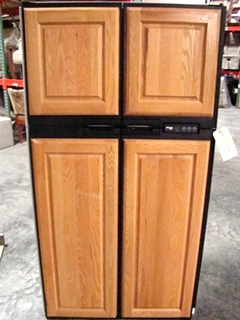 USED RV/MOTORHOME REFRIGERATOR NORCOLD 1200LRIM (WOOD PANEL)
