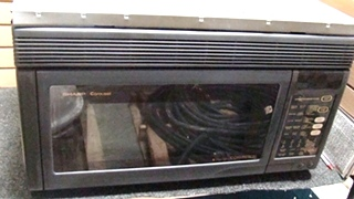 USED RV/MOTORHOME SHARP CAROUSEL CONVECTION MICROWAVE FOR SALE