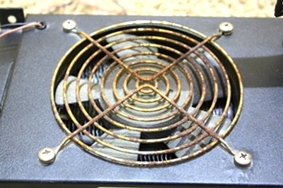 USED AQUA HOT HEATER CRAFT FAN SERIES 07011177 FOR SALE