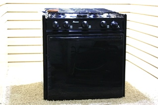 USED RV APPLIANCE AMANA 3 BURNER OVEN ALY2280ADB FOR SALE