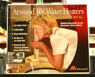 MOTORHOME PARTS ATWOOD WATER HEATER GCH6A-10E RV APPLIANCES FOR SALE