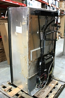 USED NORCOLD 1200LRIMSS RV STAINLESS REFRIGERATOR FOR SALE