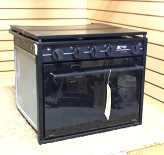 USED WEDGEWOOD BY ATWOOD THREE BURNER OVEN R-1738BGP RV APPLIANCE FOR SALE