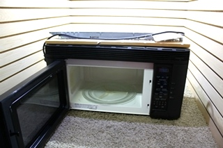 USED RV/MOTORHOME SHARP CAROUSEL MICROWAVE OVEN R-1510 FOR SALE