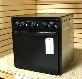 USED RV MAGIC CHEF 3 BURNER OVEN CLY2220BDB FOR SALE