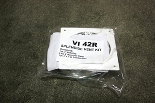 SPLENDIDE VID403AC DELUXE DRYER VENT KIT RV PARTS FOR SALE
