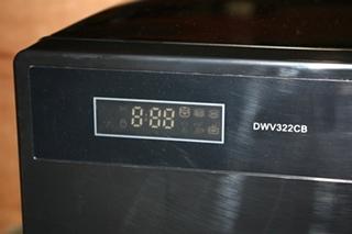 WESTLAND VESTA DWV322CB COUNTER TOP DISHWASHER RV APPLIANCES FOR SALE