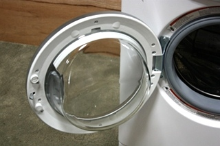 NEW RV WHIRLPOOL STACKABLE WASHER AND DRYER SET MOTORHOME APPLIANCE FOR SALE