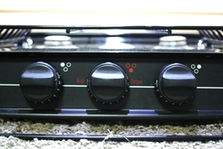 USED MOTORHOME WEDGEWOOD VISION BY ATWOOD C-V32BPN 3 BURNER COOK TOP FOR SALE