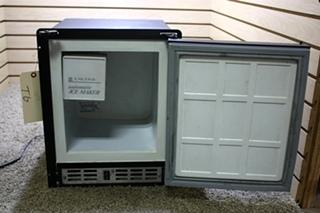 USED MOTORHOME U-LINE ULN-SP18B-03 SLIMLINE ICE MAKER FOR SALE