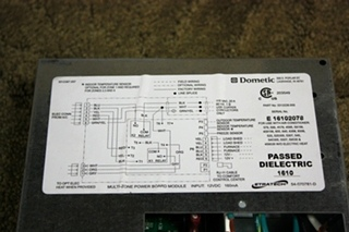 RV DOMETIC CCC II MULTI ZONE KIT 3312020.000 FOR SALE