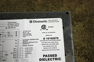 RV DOMETIC CCC II MULTI ZONE KIT 3312020.000 FOR SALE