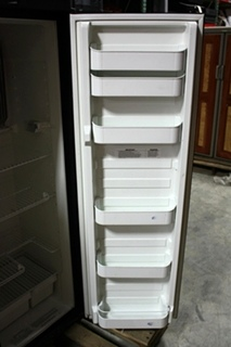 USED MOTORHOME DOMETIC NEW DIMENSIONS 2 DOOR REFRIGERATOR NDR1292 FOR SALE