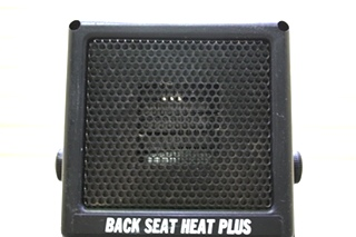 USED RV BACK SEAT HEAT PLUS 3000C FOR SALE