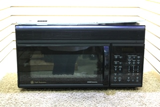 USED GENERAL ELECTRIC JVM1190BY002 RV MICROWAVE/CONVECTION OVEN FOR SALE