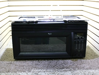 USED RV WHIRLPOOL MICROWAVE OVEN MH1140XMB-2 FOR SALE