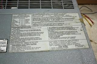 USED 40,000 BTU SF-42F SUBURBAN RV FURNACE FOR SALE