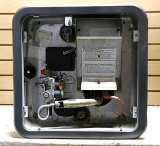USED RV SUBURBAN 10 GALLON SW10DE WATER HEATER FOR SALE