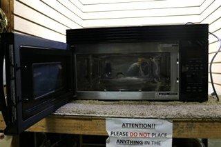 USED MOTORHOME GENERAL ELECTRIC / GE MICROWAVE CONVECTION OVEN JVM1490BD 003 FOR SALE